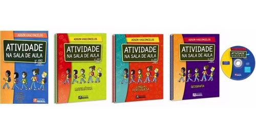 atividade na sala de aula - 4º e 5º ano - ensino fundamental