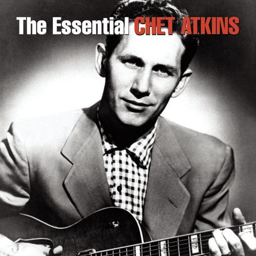 atkins chet the essential chet atkins importado cd x 2 nuevo