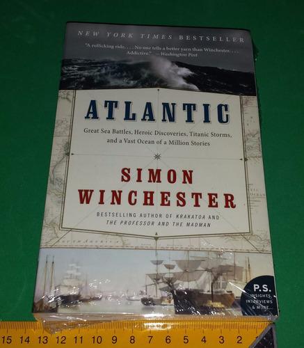 atlantic great sea battles heroic discoveries titanic storie