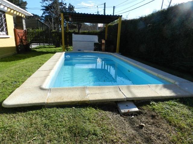 atlantida - casa el arroz - piscina climatizada