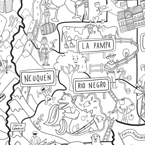 atlantis mapas- pack 4(argentina + mapamundi) sitio original