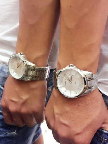 atlantis pulso relógio masculino
