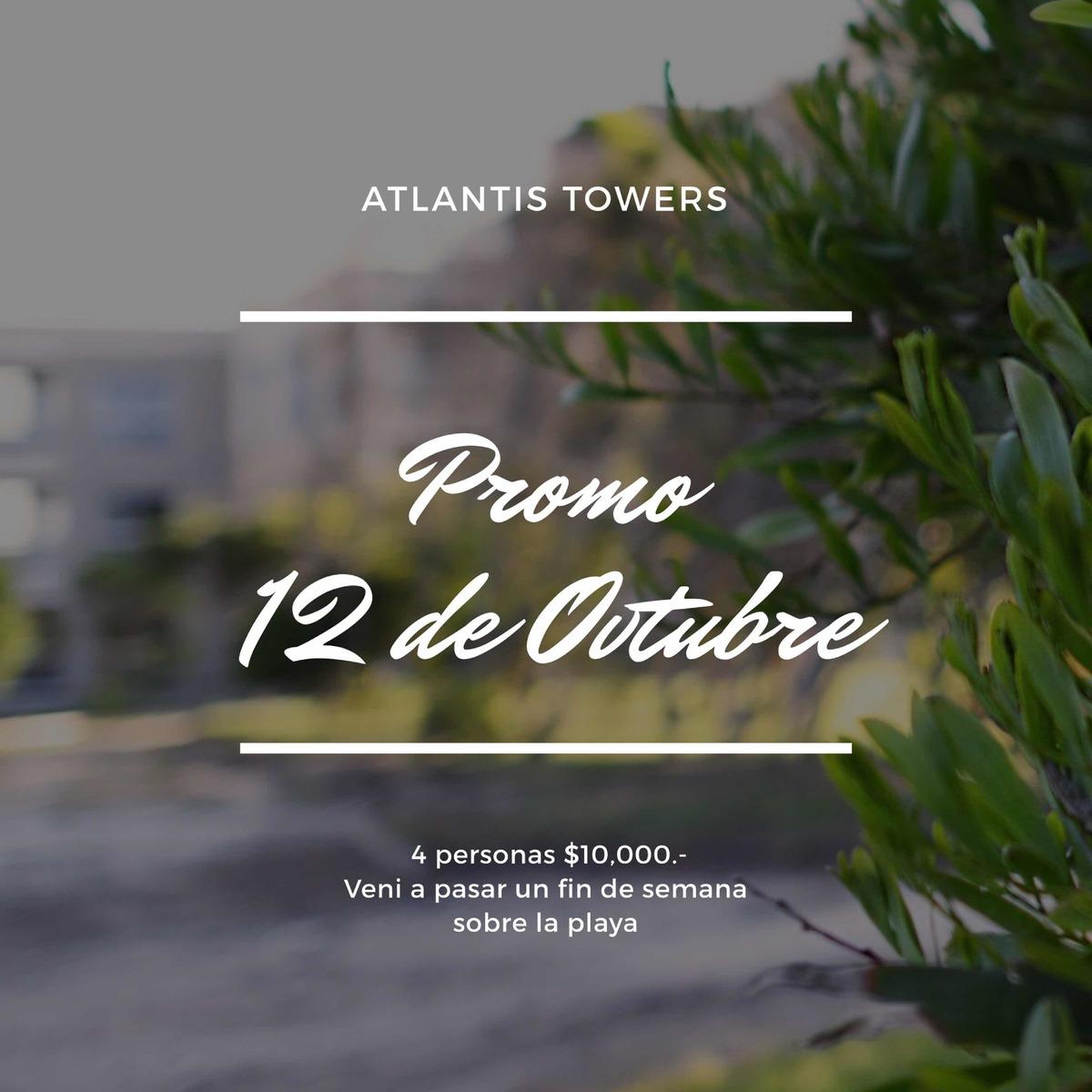 atlantis tower- departamentos en alquiler en nueva atlantis