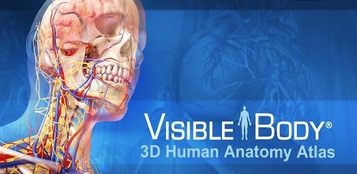 Atlas Anatomia Humana Cuerpo Visible 3d Interactivo Digital ...