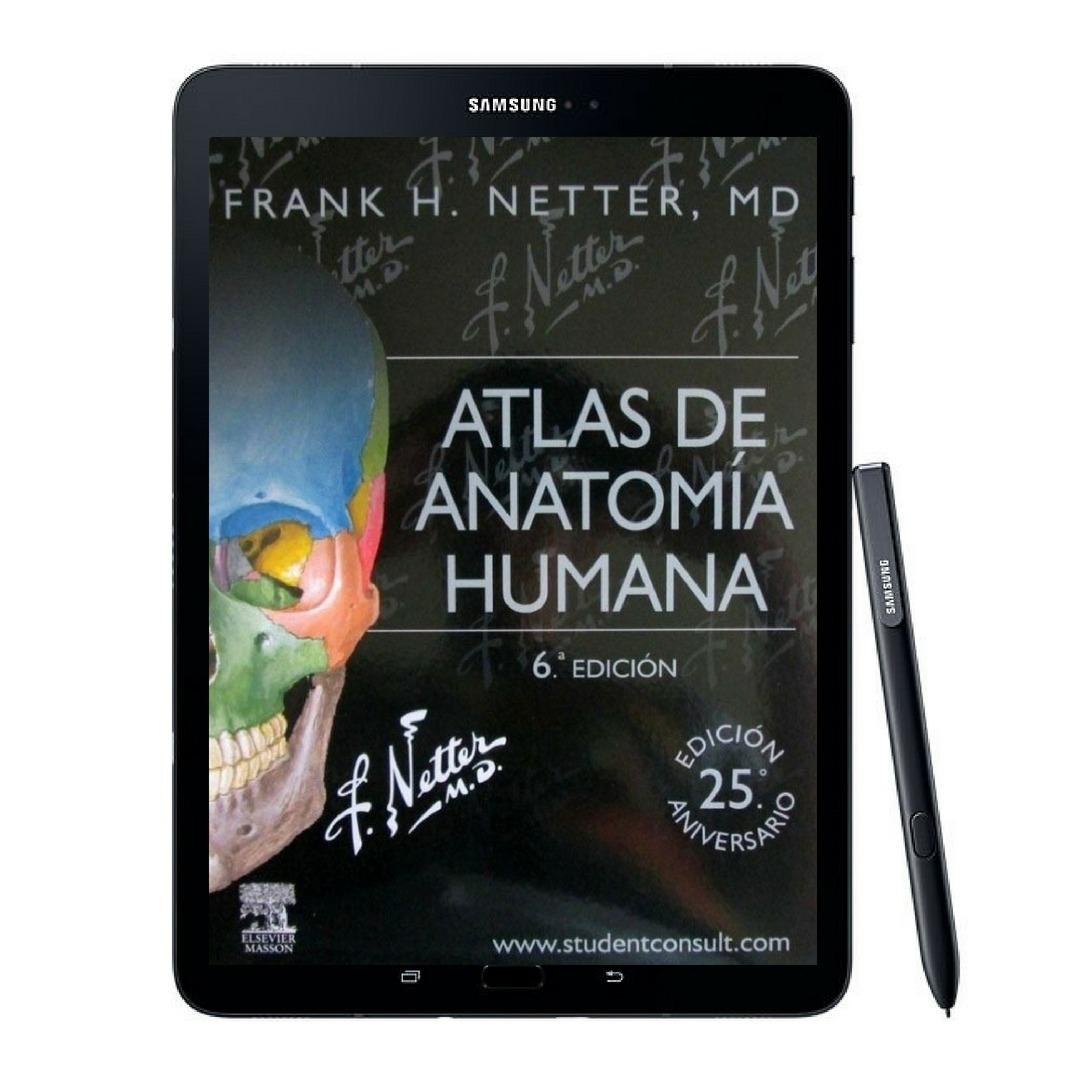 Increíble Atlas De Anatomía Descarga Ideas - Anatomía de Las ...