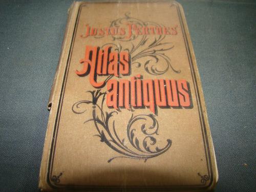 atlas antiquus justus perthes