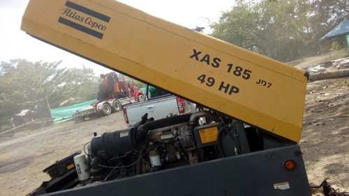 atlas copco xas 185 jd7