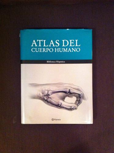 atlas cuerpo humano biblioteca hispanica anatomia
