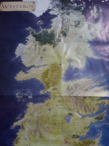 atlas das terras de gelo e fogo