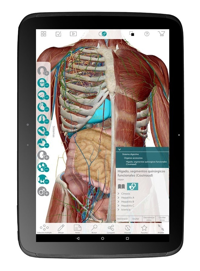 Atlas De Anatomía 3d 2017 - Bs. 0,40 en Mercado Libre
