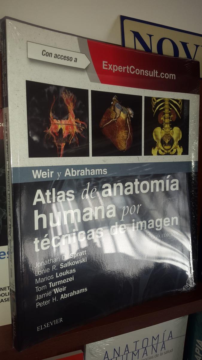 Atlas De Anatomía Humana Por Técnicas De Imagen - $ 2.640,00 en ...