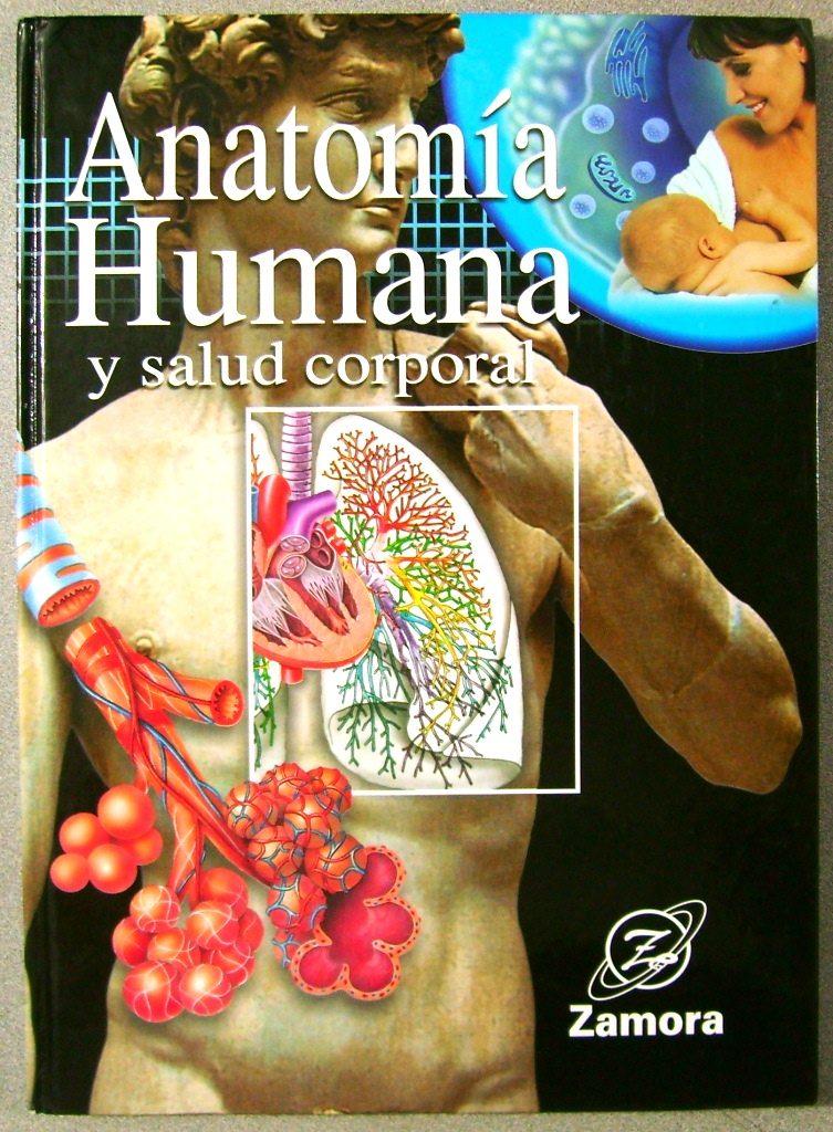 Resultado de imagen para ANATOMIA HUMANA   ZAMORA