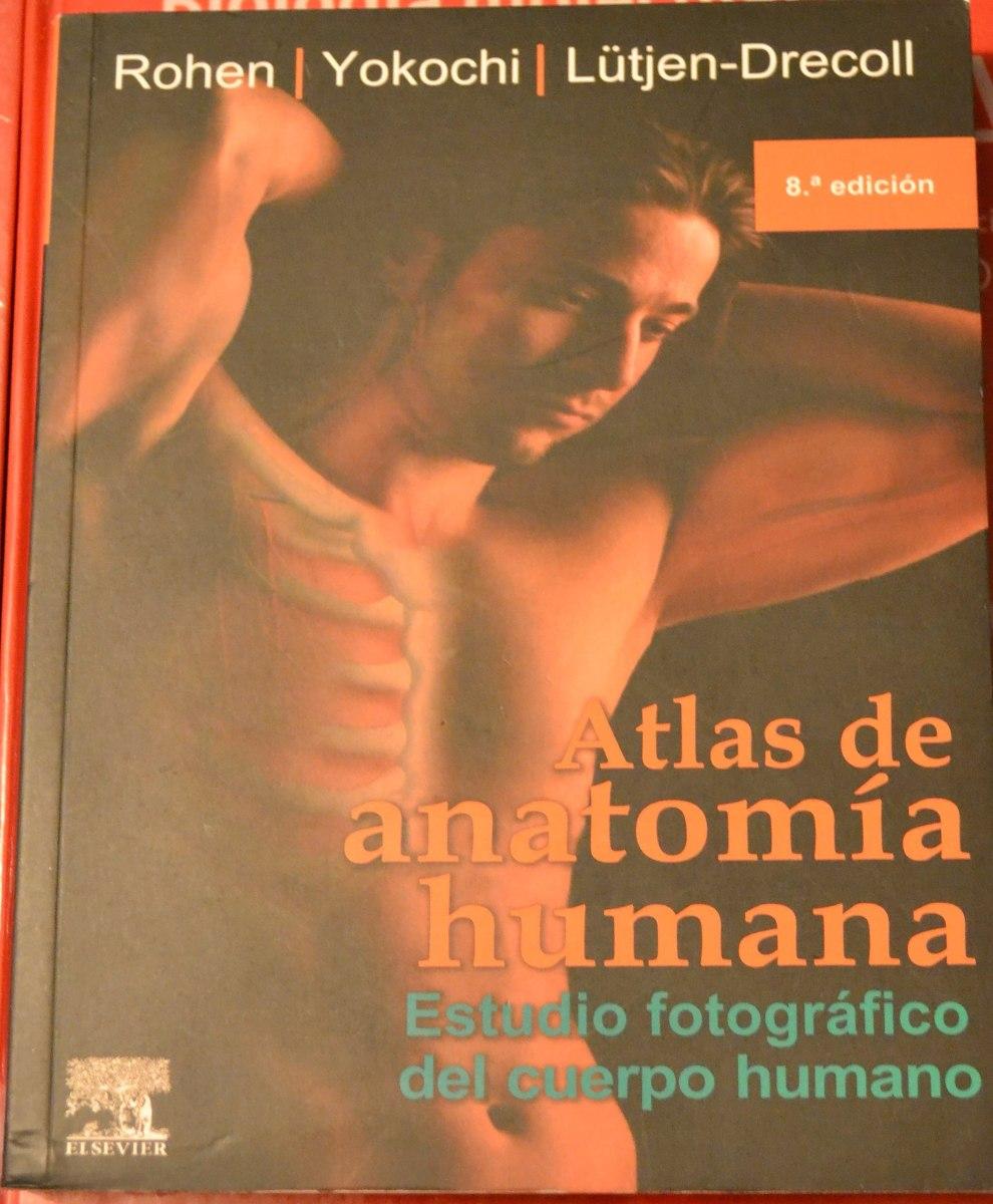 Hermosa Atlas De Anatomía Humana Descarga El Pdf Gratis Elaboración ...