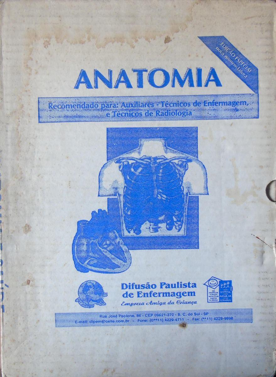 Atlas De Anatomia - P/ Enfermagem-radiologia - R$ 156,00 em Mercado ...