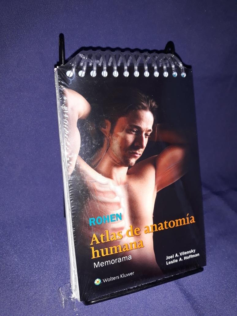 Atlas De Anatomía Rohen Memorama - $ 690,00 en Mercado Libre