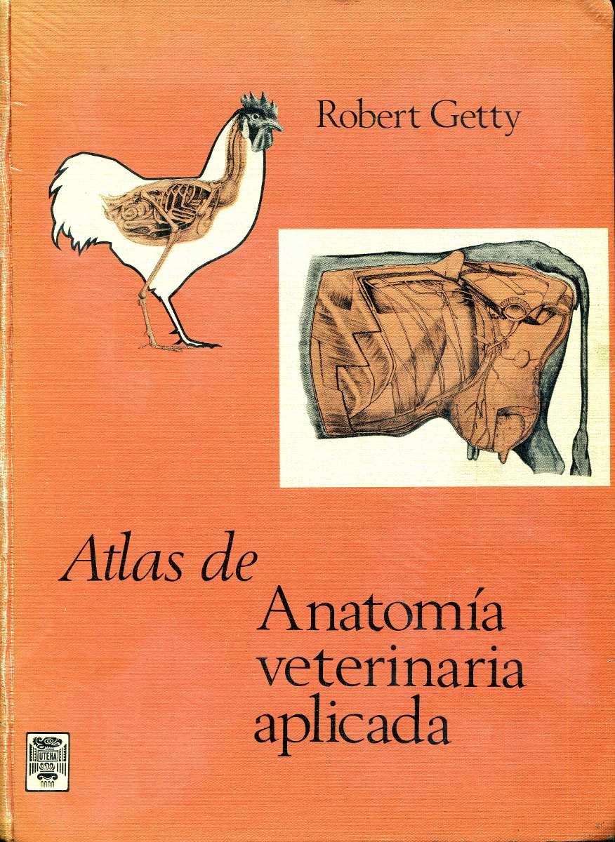 Atlas De Anatomia Veterinaria Aplicada - Robert Getty / Uteh ...
