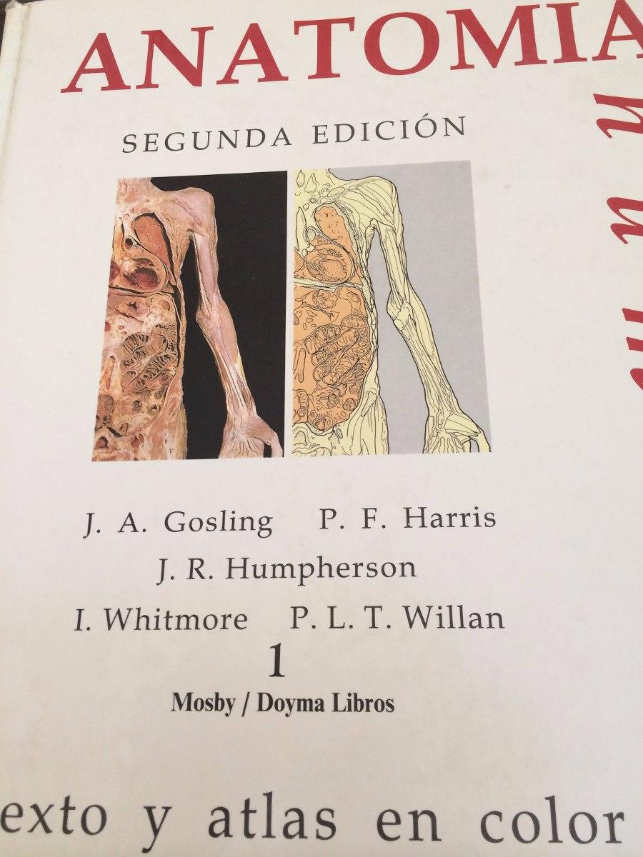 Atlas De Anatomia Yokochi/rohen Medicina - $ 1.000,00 en Mercado Libre