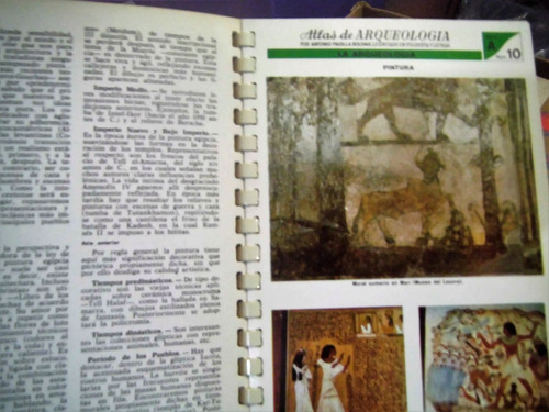 atlas de arqueología ilustrado antonio padilla bolívar