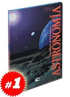 atlas de astronomía descubrir el universo.