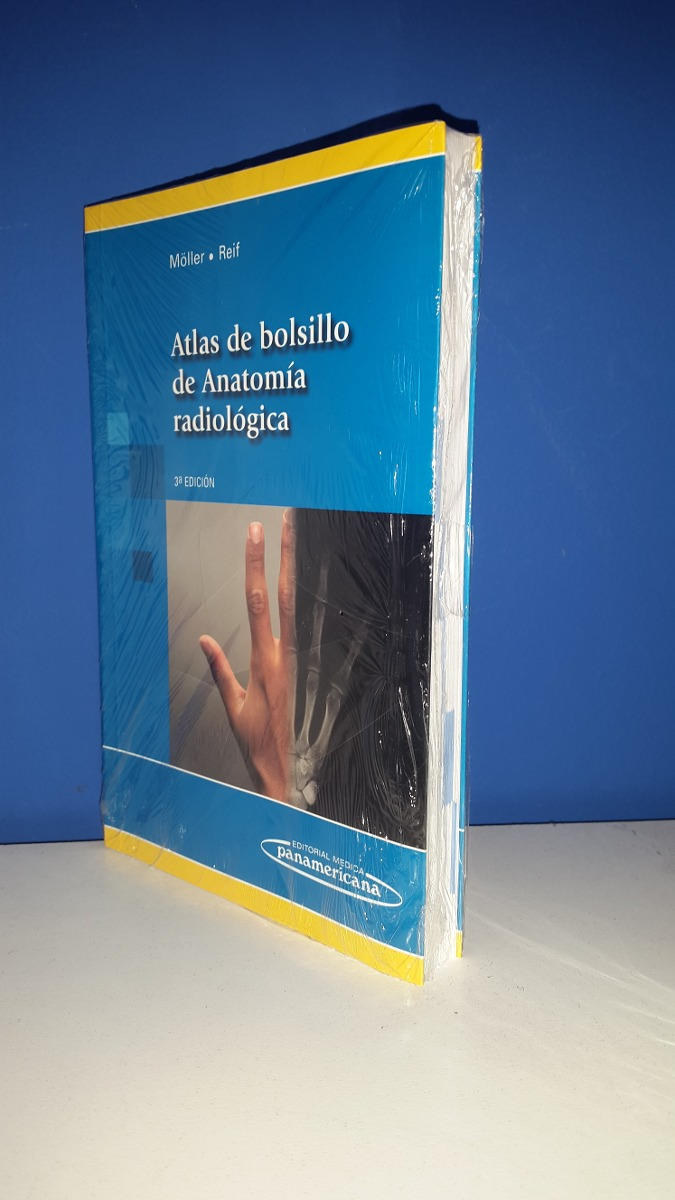Atlas De Bolsillo De Anatomía Radiológica Moller - $ 1.089,00 en ...