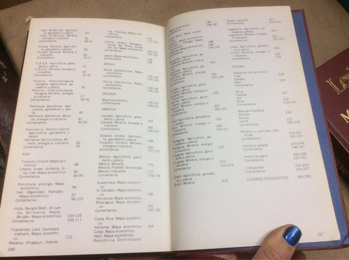 atlas de economía. enciclopedia lexis 22
