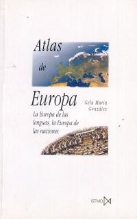 atlas de europa(libro geografía)
