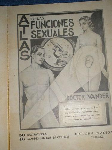 atlas de las funciones sexuales
