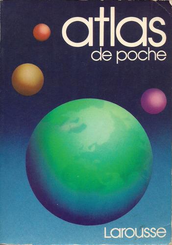 atlas de poche larousse 1982 em francês