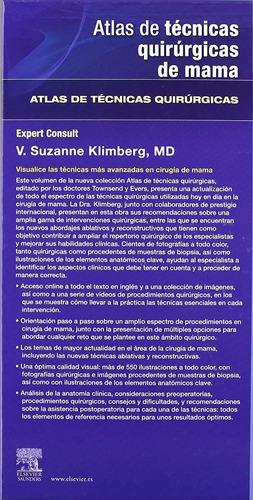 atlas de técnicas quirúrgicas de mama