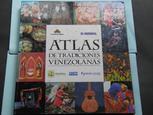atlas de tradiciones venezolanas