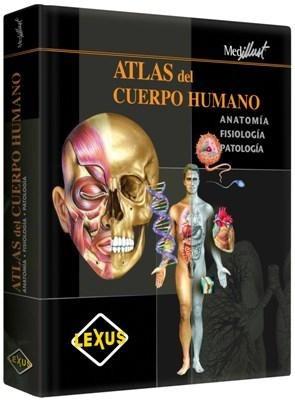 atlas del cuerpo humano - lexus