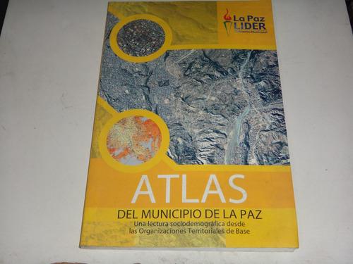 atlas del municipio de la paz