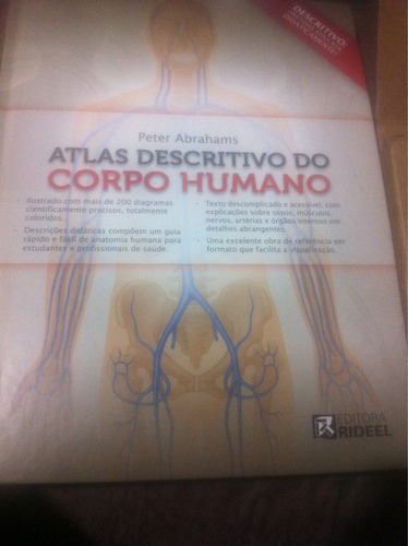 atlas descritivo do corpo humano