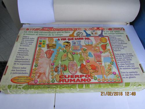 atlas dinámico del cuerpo humano juego