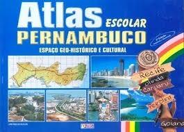 atlas escolar de pernambuco - concurso pm-pe