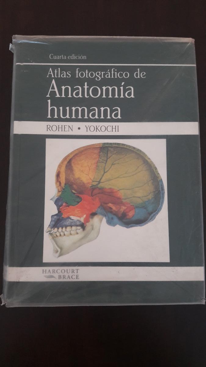 Atlas Fotográfico De Anatomía Humana 4°edición - $ 1.250,00 en ...