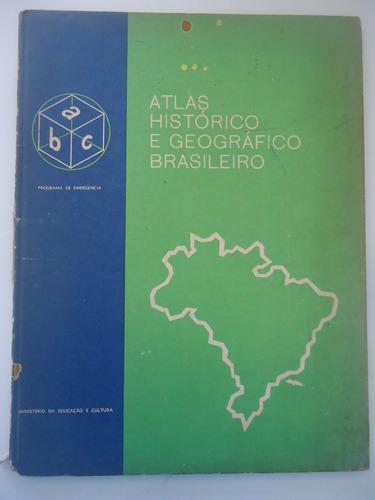 atlas histórico geográfico brasileiro ministério da educação