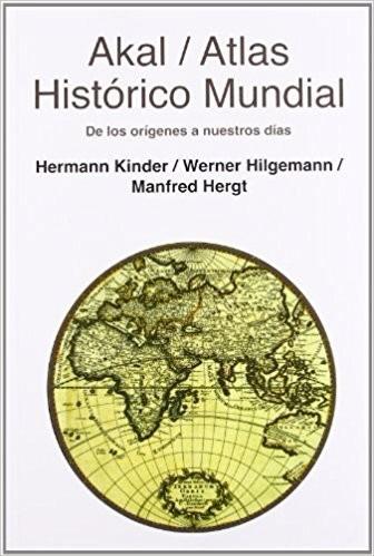 atlas histórico mundial - kinder, hilgemann y hergt