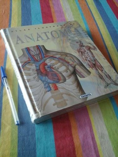 atlas ilustrado de anatomia tapa dura adriana rigutti