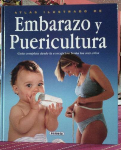 atlas ilustrado de embarazo y puericultura