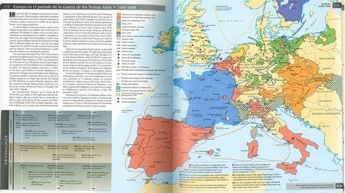 atlas ilustrado de la historia del mundo en mapas - susaeta