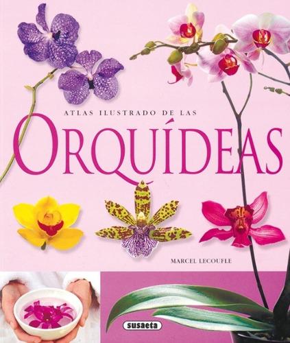 atlas ilustrado de las orquídeas