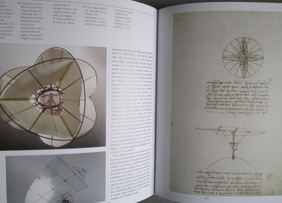 Atlas Ilustrado De Leonardo Anatomía El Vuelo Y Las Máquinas ...