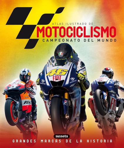 atlas ilustrado de motociclismo campeonato del mundo