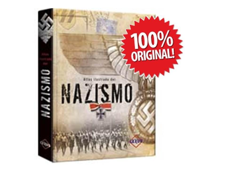 Atlas Ilustrado Del Nazismo - $ 1,690.00 en Mercado Libre