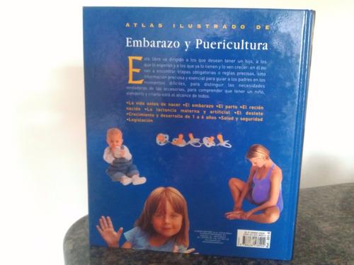 atlas ilustrado embarazo y puericultura.