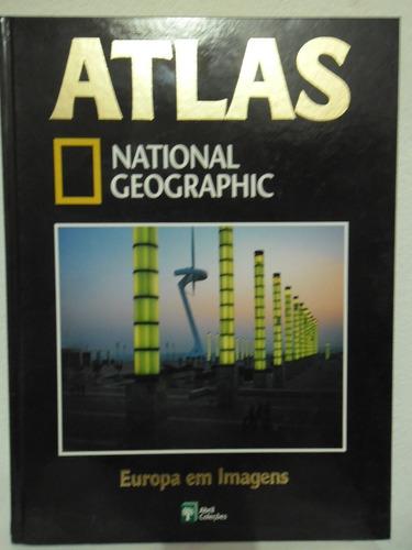 atlas national geographic 14 - europa em imagens