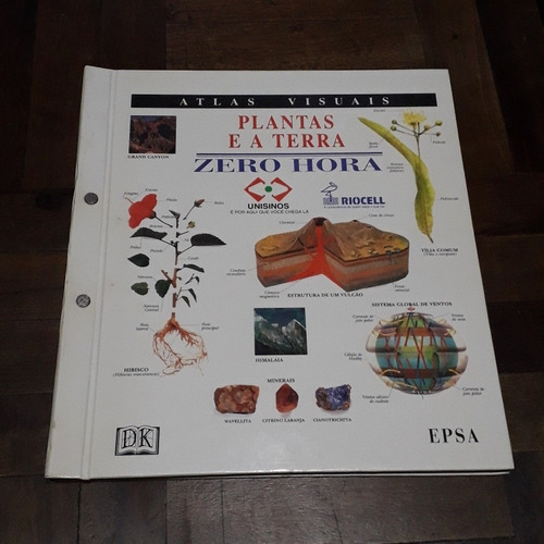 atlas plantas e a terra zero hora 1995