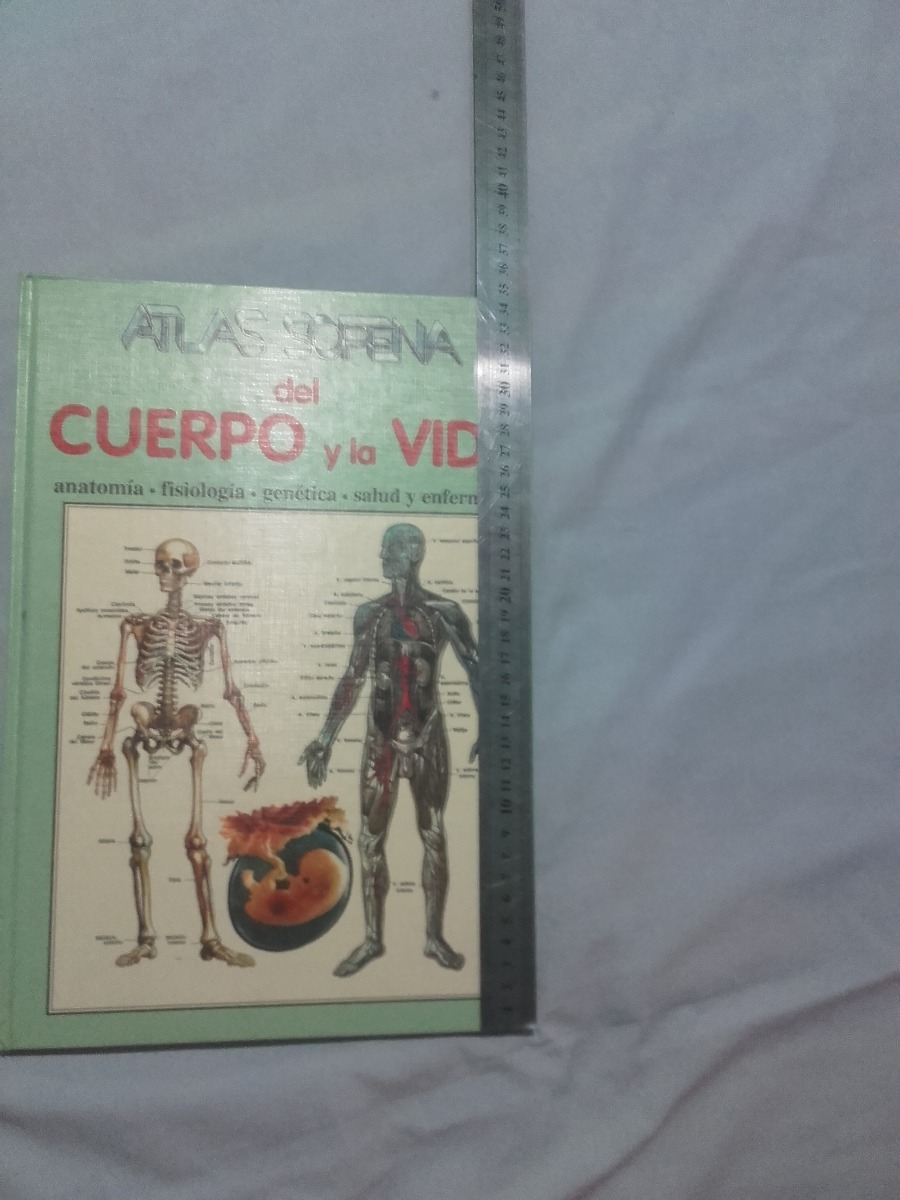 Atlas Sopena Del Cuerpo Y La Vida - Anatomía Fisiología, Etc - $ 720 ...