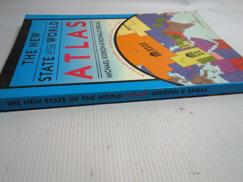 atlas the new state of the world m. kidron & r. segal 1987